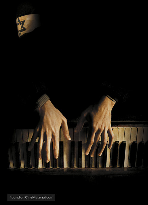 The Pianist - Key art