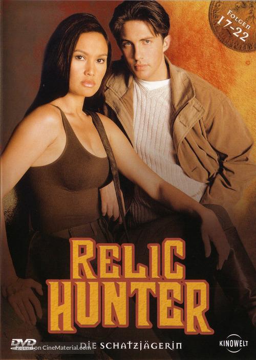Relic Hunter German Dvd Cover