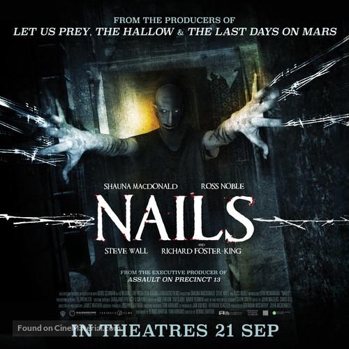 Nails - Singaporean Movie Poster