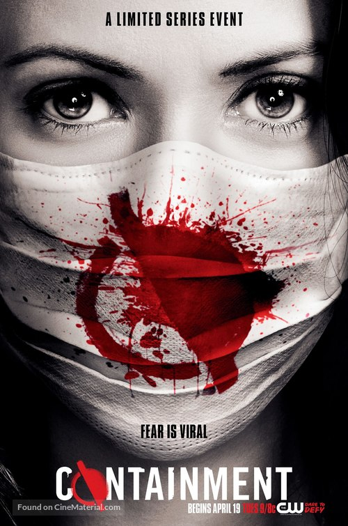"""Containment"" - Movie Poster"