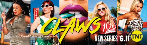 """""""Claws"""" - Movie Poster"""