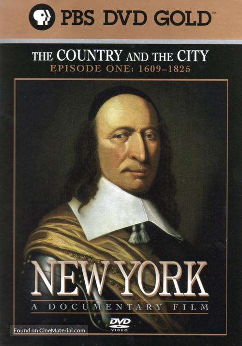 """New York: A Documentary Film"" - DVD cover"