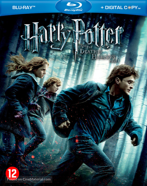 Harry Potter and the Deathly Hallows: Part I - Dutch Movie Cover