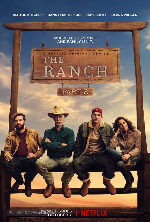 """The Ranch"" - Movie Poster"