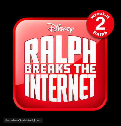 Ralph Breaks the Internet - Logo