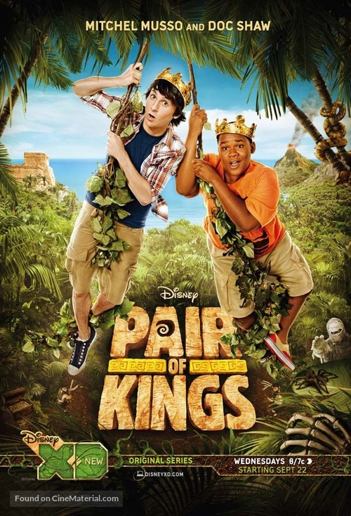 """Pair of Kings"" - Movie Poster"