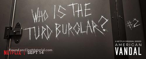 """""""American Vandal"""" - Movie Poster"""
