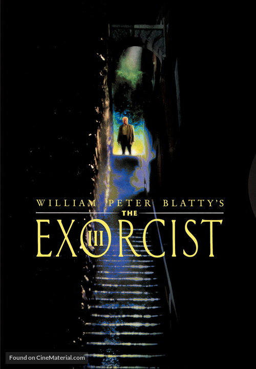 The Exorcist III - DVD cover