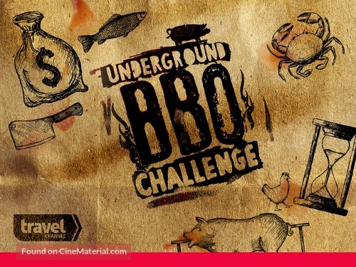"""Underground BBQ Challenge"" - Video on demand movie cover"