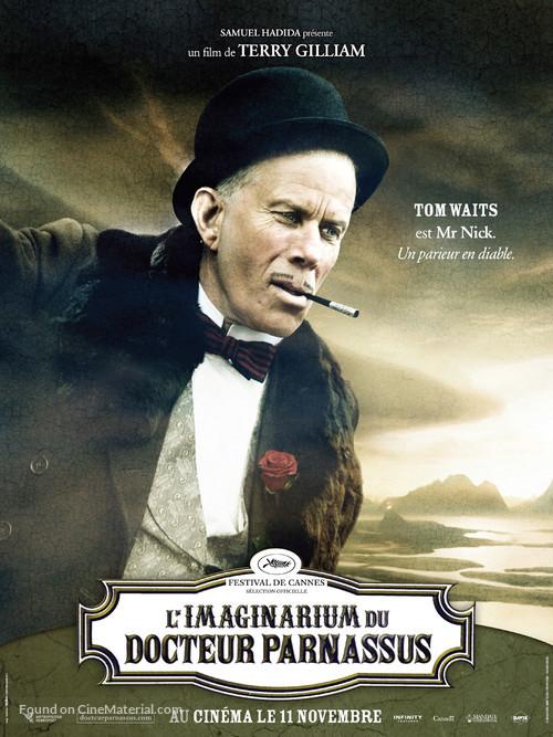 The Imaginarium of Doctor Parnassus - French Movie Poster