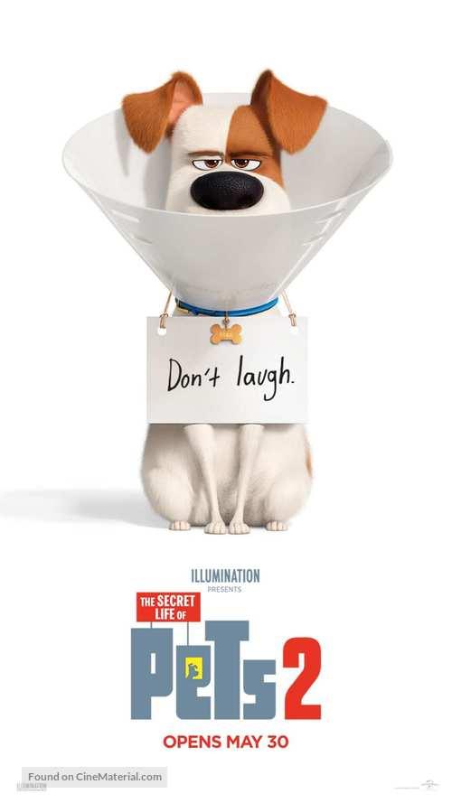 The Secret Life of Pets 2 - Singaporean Movie Poster