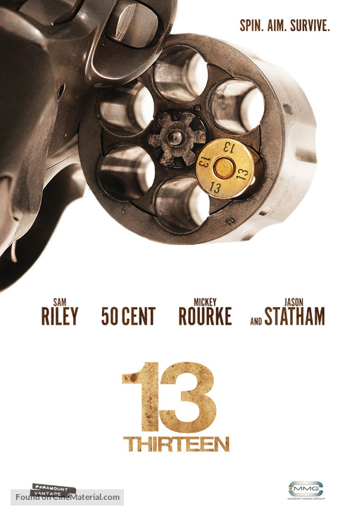 13 - Theatrical poster