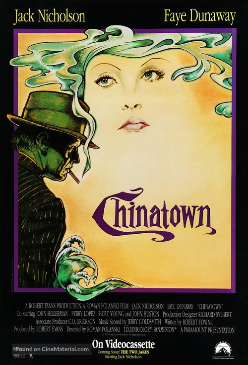 Chinatown - Movie Poster