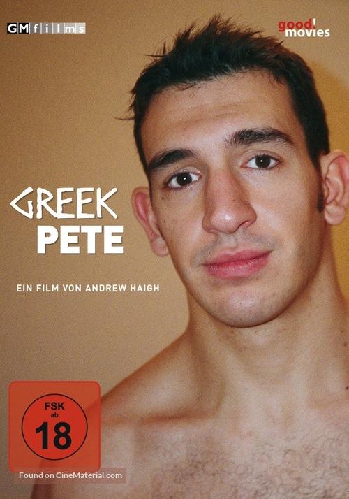 Greek Pete - German Movie Cover