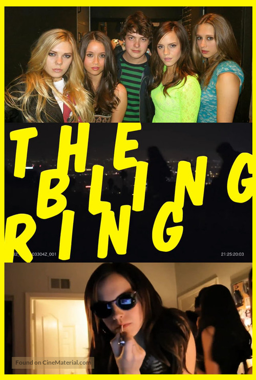 The Bling Ring - Movie Poster