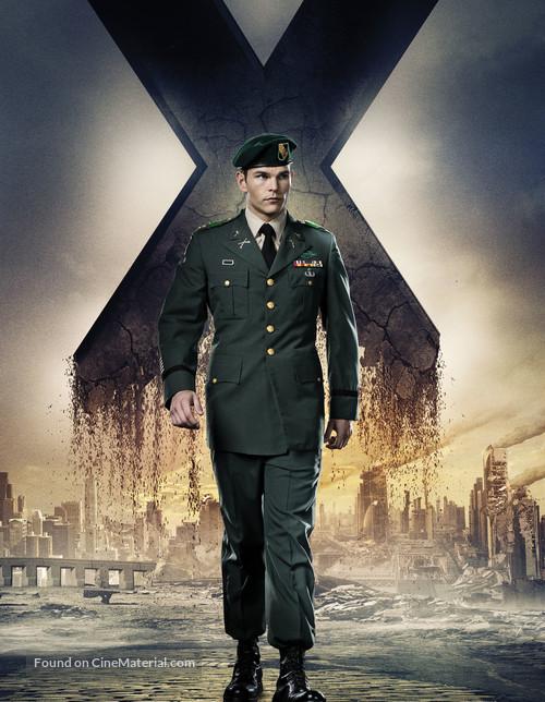 X-Men: Days of Future Past - Key art