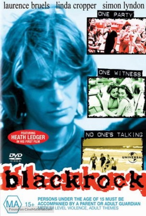 Black rock australian movie