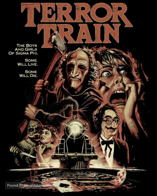 Terror Train - Movie Poster