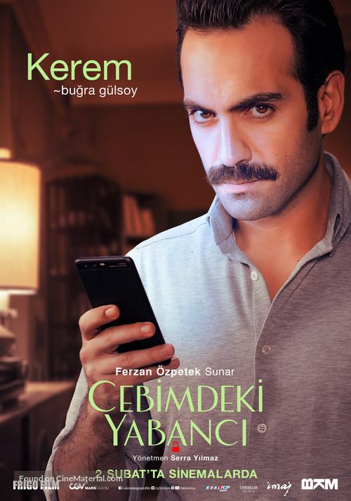 Cebimdeki Yabanci - Turkish Movie Poster