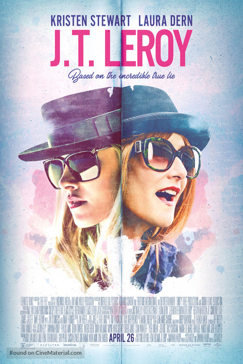 JT Leroy - Movie Poster