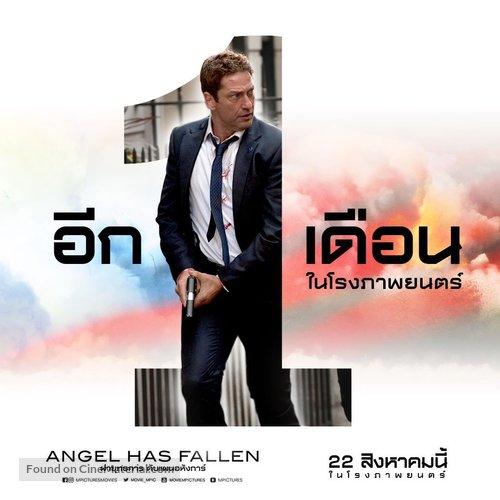 Angel Has Fallen - Thai Movie Poster