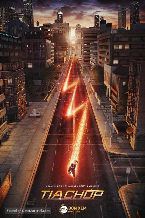 """The Flash"" - Vietnamese Movie Poster"