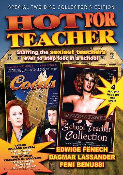 L'insegnante viene a casa - DVD cover