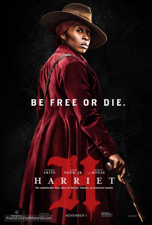 Harriet - Movie Poster