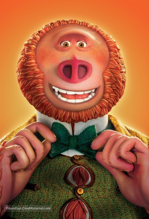 Missing Link - Key art