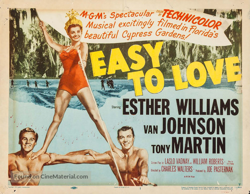 Easy to Love - Movie Poster