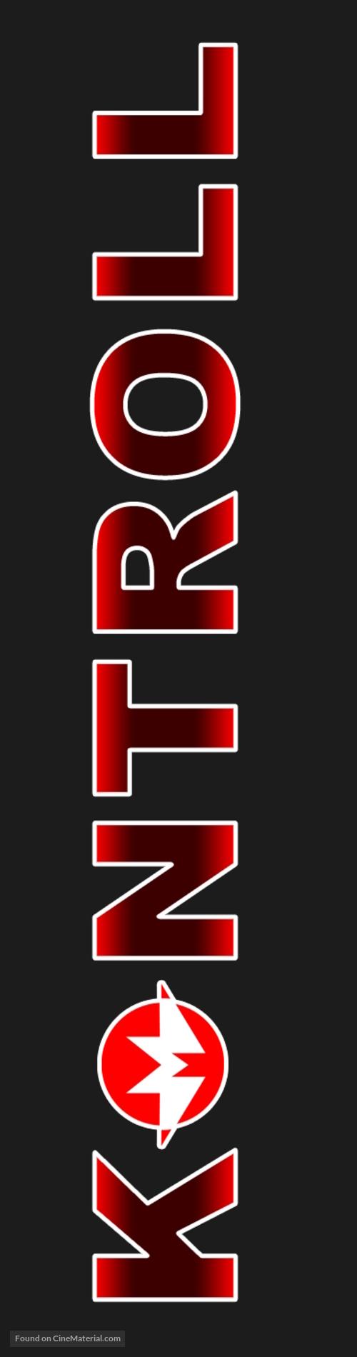 Kontroll - Hungarian Logo