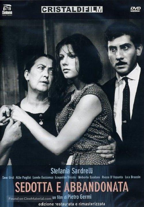 Sedotta e abbandonata - Italian Movie Cover