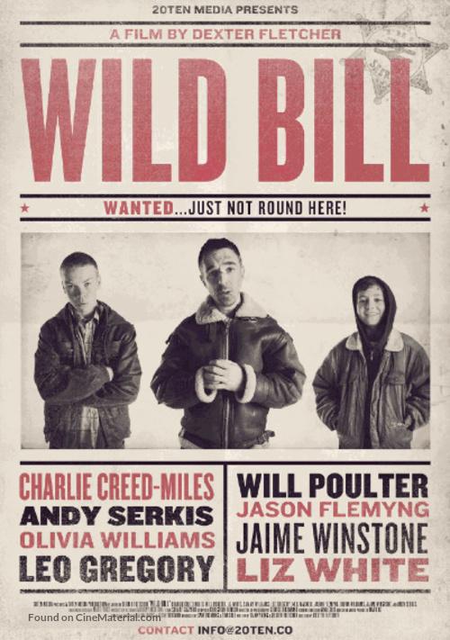 Wild Bill - British Movie Poster