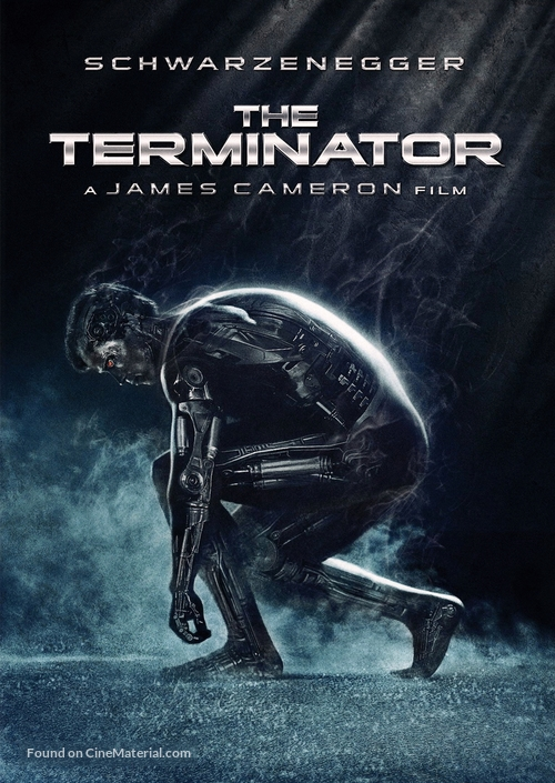 The Terminator - DVD cover