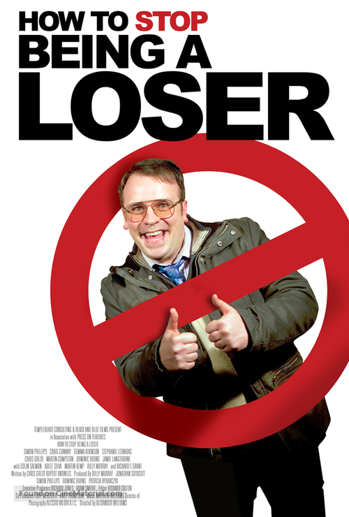 How to Stop Being a Loser - British Movie Poster