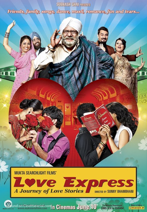 Love Express - Indian Movie Poster