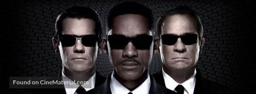 Men in Black 3 - Key art