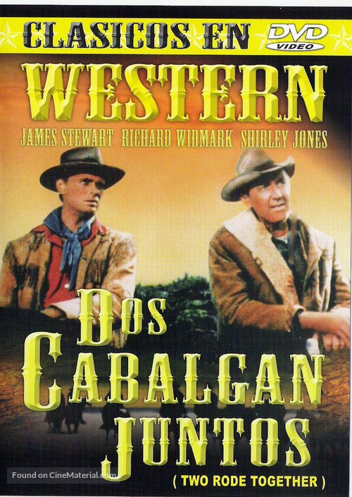 Two Rode Together - Chilean Movie Cover