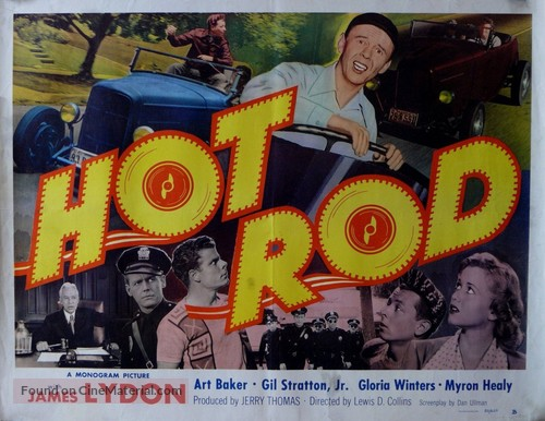 Hot Rod - Movie Poster
