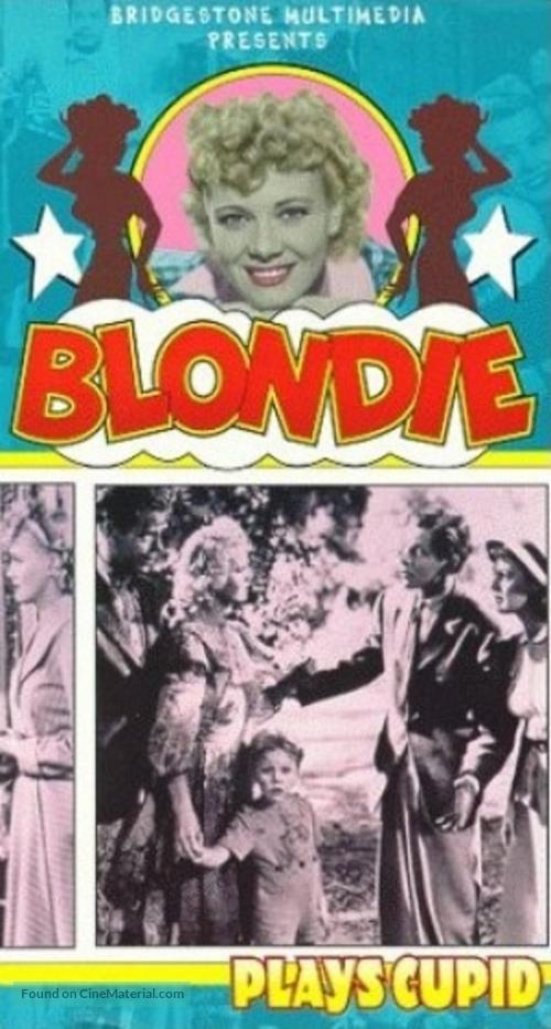 Blondie Plays Cupid - VHS cover