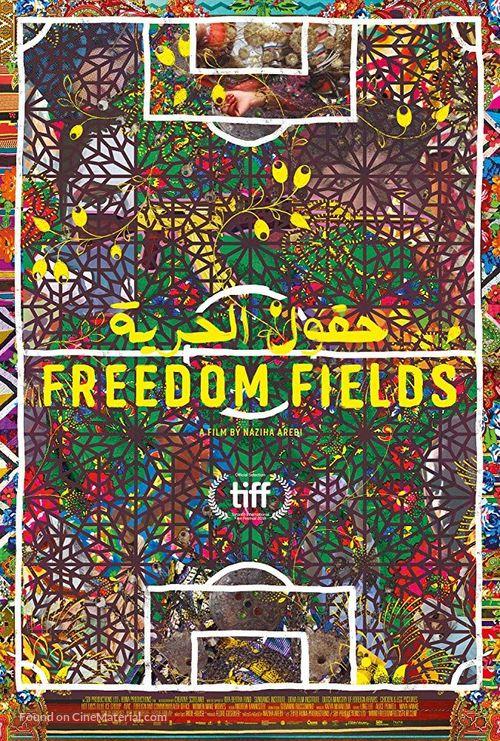 Freedom Fields - British Movie Poster