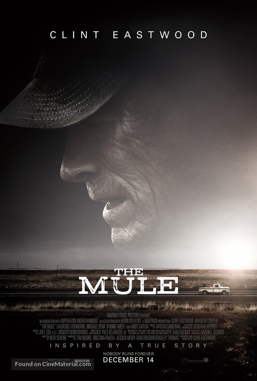 The Mule - Movie Poster