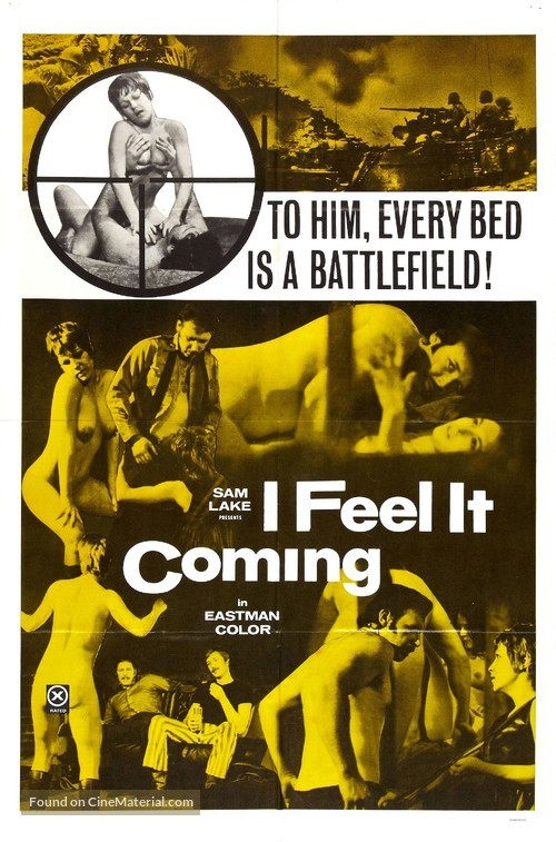 I Feel It Coming - Movie Poster