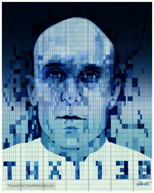 THX 1138 - Movie Poster