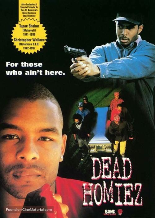 Dead Homiez - Movie Cover