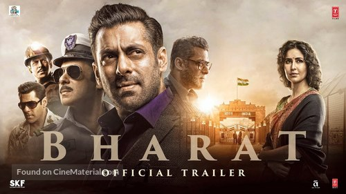 Image result for bharat poster