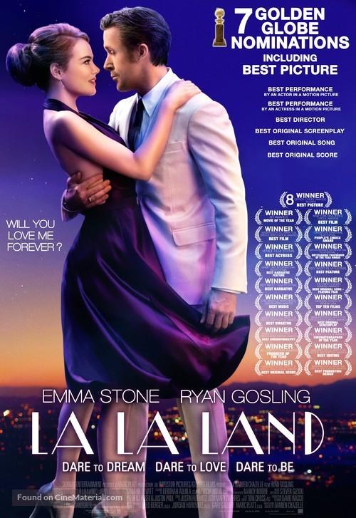 La La Land - Philippine Movie Poster