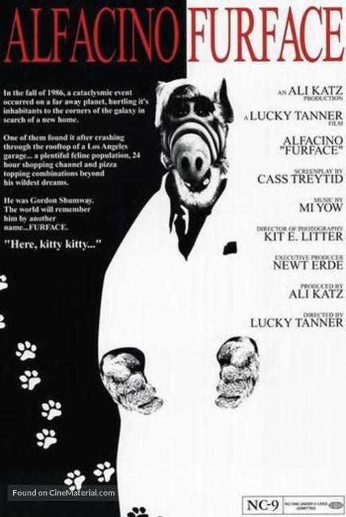 """ALF"" - Movie Poster"