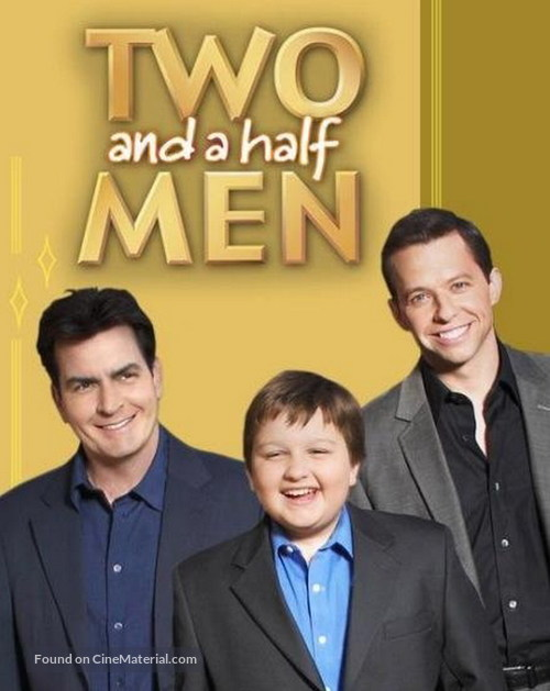 """""""Two and a Half Men"""" - Movie Poster"""