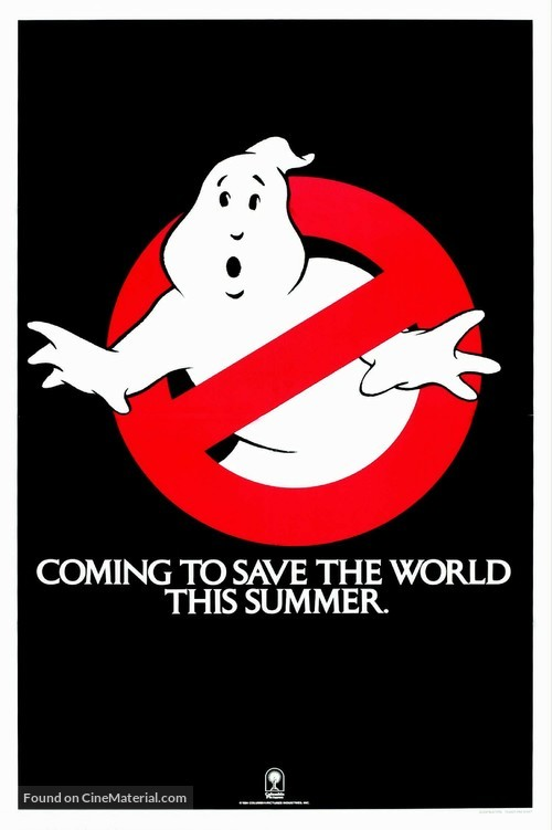 Ghost Busters - Teaser movie poster